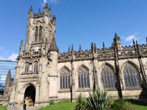 Manchester, Cattedrale